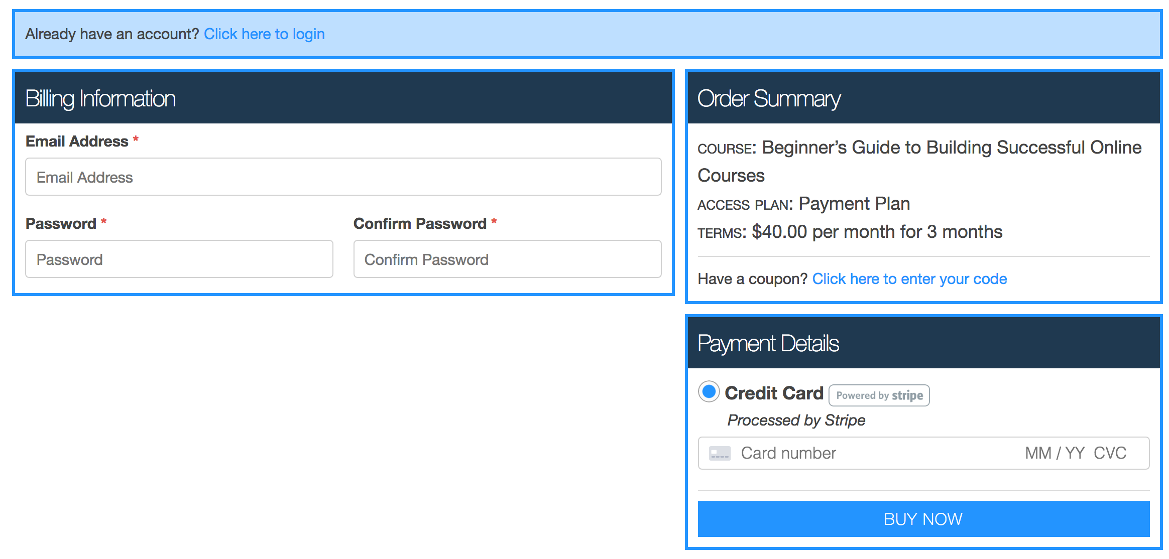 Stripe Extension LifterLMS Buy Online – Online Shopping Sites With Payment Plans