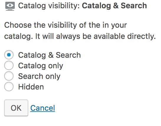 LifterLMS Catalog Visibility Options
