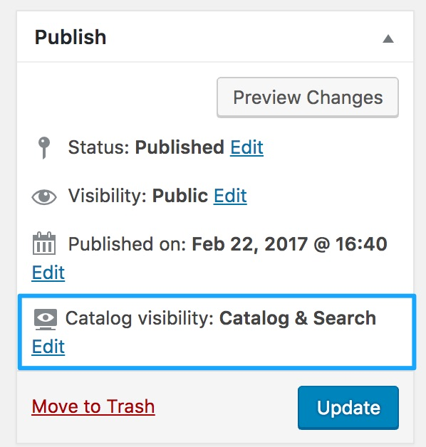 LifterLMS Catalog Visibility Settings