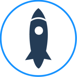 LifterLMS Rocket Icon