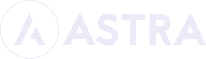 Team Astra\'s logo