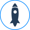 LifterLMS Rocket Logo