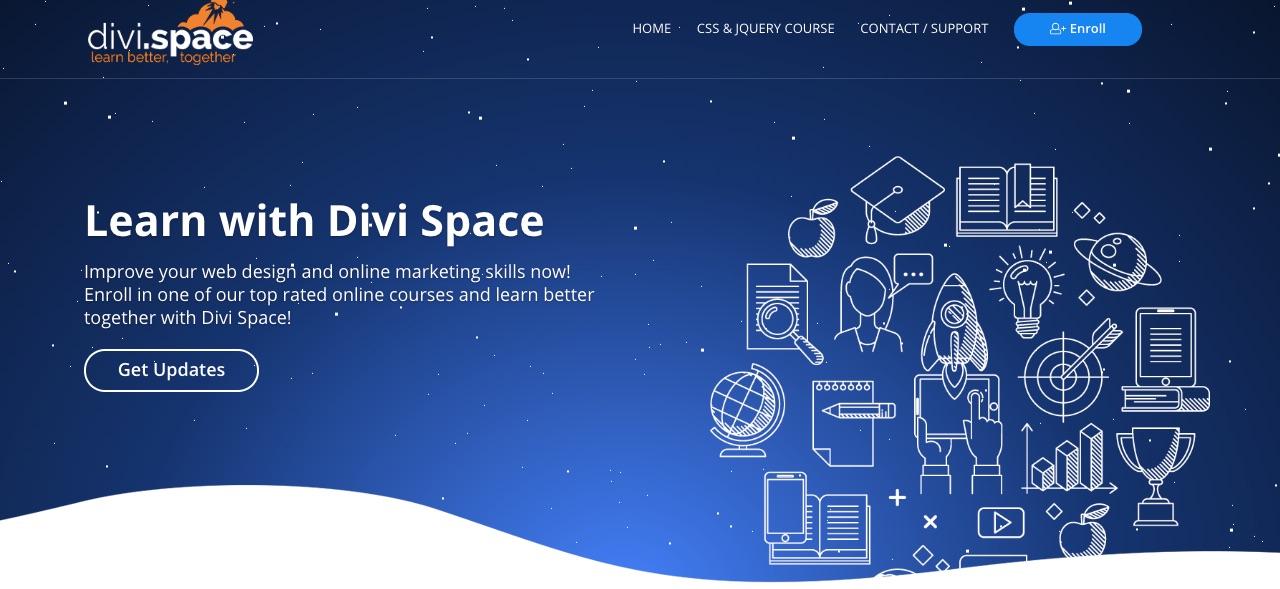 Divi Space