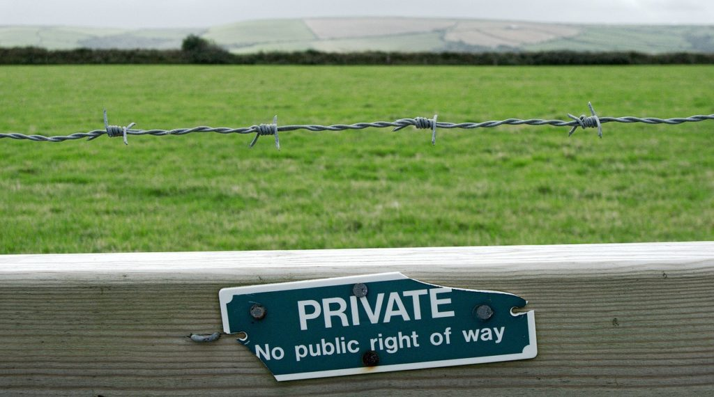 Private Areas