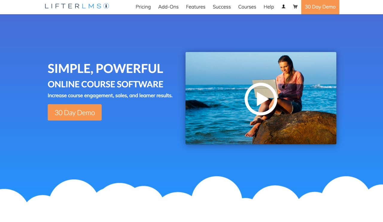 wordpress course plugin