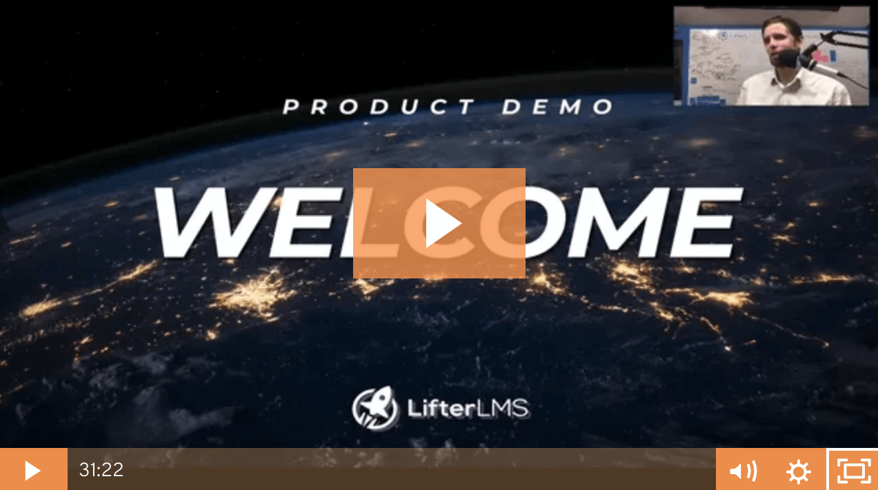 LifterLMS Demo Video