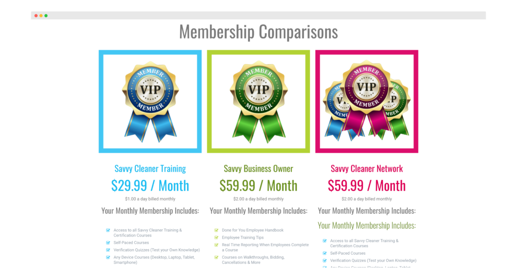 Memberships Powered by LifterLMS