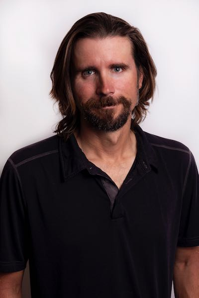 Chris Badgett Black Shirt