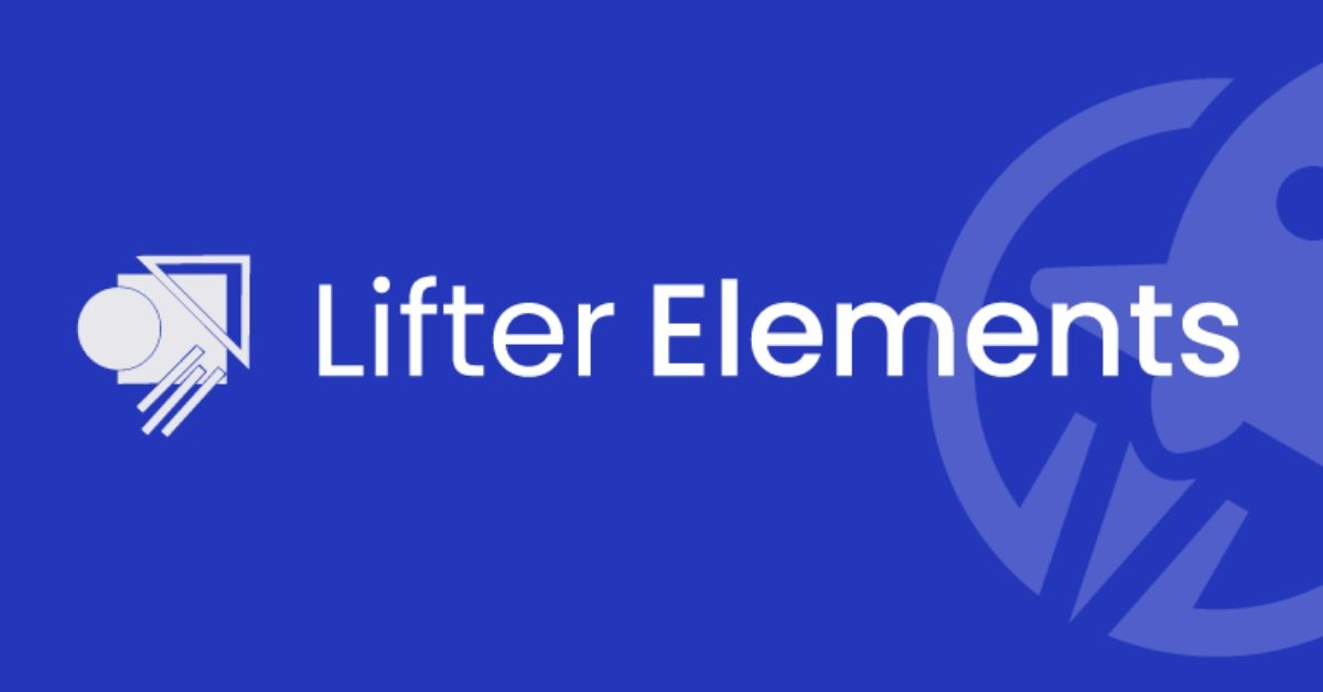 Lifter Elements