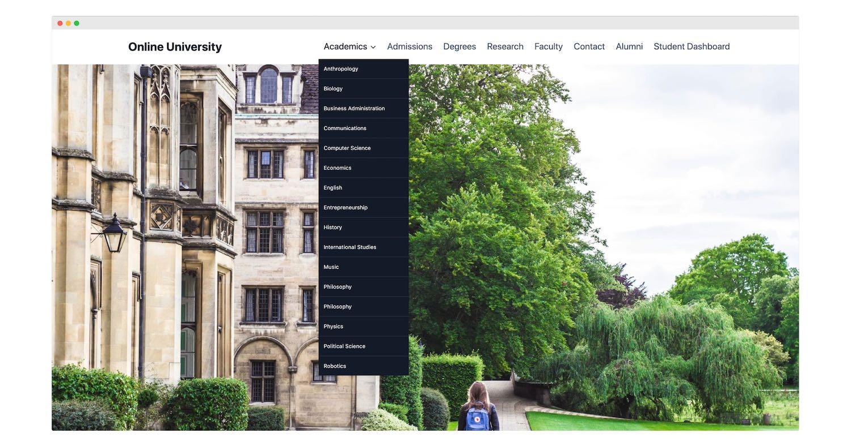 Online School Usecase
